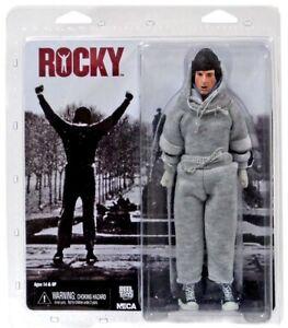 NECA Rocky Balboa clothed figurine [Survê