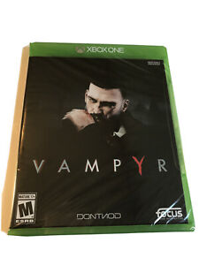 Vampyr-Microsoft-Xbox-One-2018-Factory-Sealed-Free-Shipping