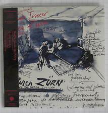 Alfredo TISOCCO-unica decalaminarli Remastered JAPAN MINI LP CD NUOVO RAR! Poce - 1274