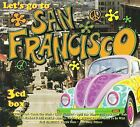 Let's Go to San Francisco [Box] by Various Artists (CD, Jan-2004, Goldies)