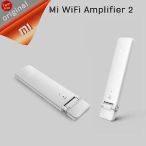 Xiaomi-WIFI-WLAN-Repeater-Booster-Verstaerker-Empfaenger-Router-Reichweite-300Mbps