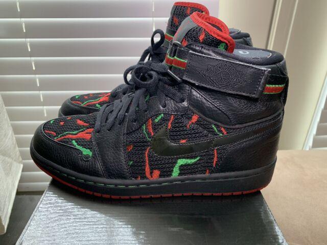 Size 14 - Jordan 1 High Strap A Tribe