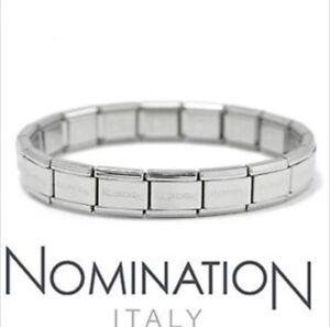 Nomination Composable Base Stainless Steel Starter Bracelet