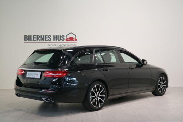 Mercedes E220 d 2,0 stc. aut. - billede 1