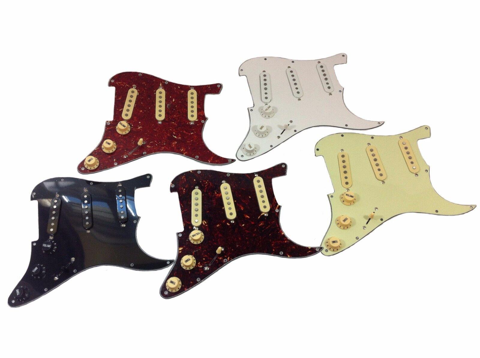 Geladen Alnico Stange Tonabnehmer Stratocaster   Strat Schlagbrett für USA   Mex