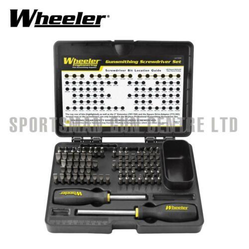Wheeler Professional Armaiolo Cacciavite Set 72pk