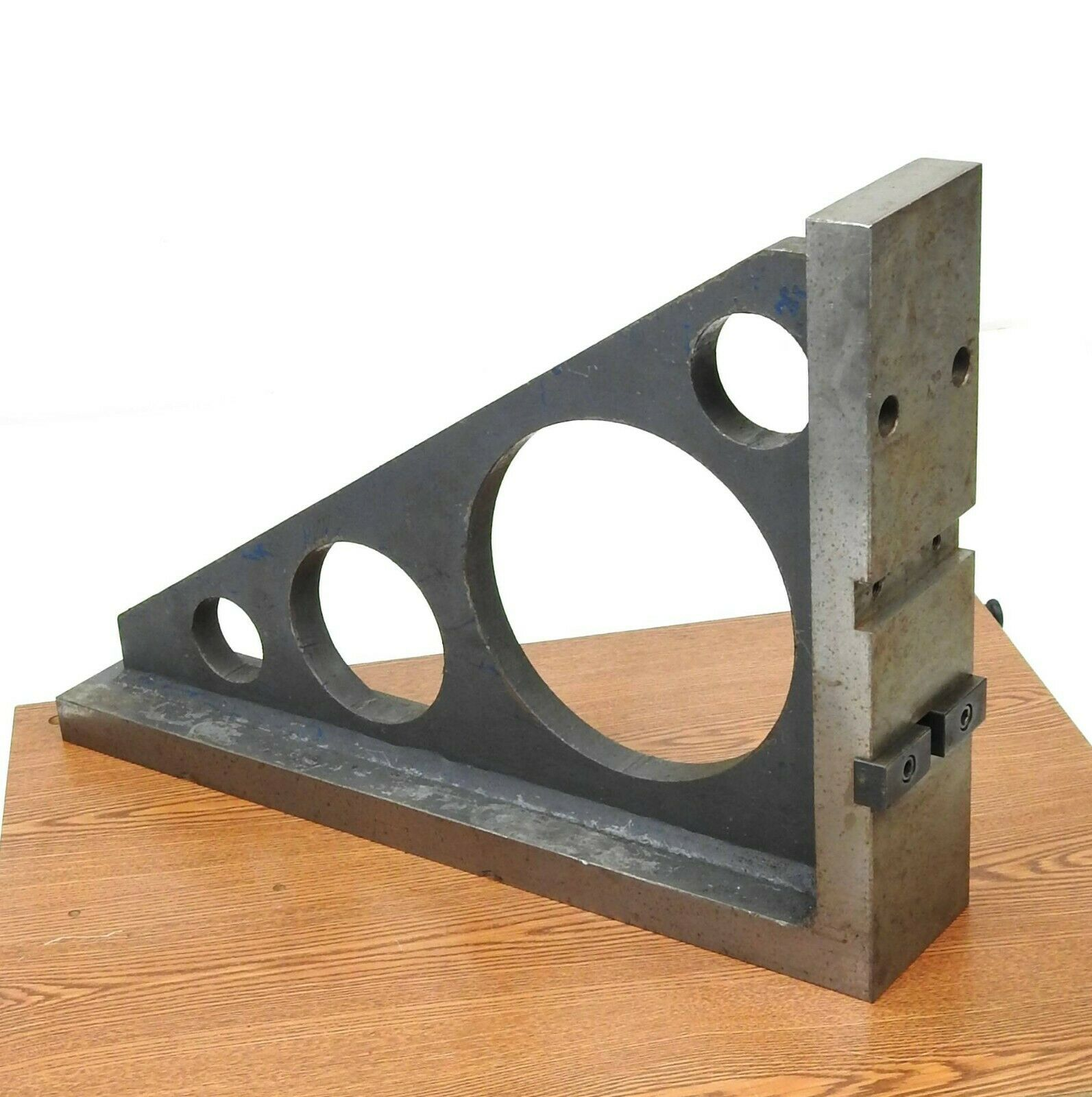 Steel Narrow Right Angle Plate