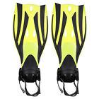 New Kids Dive Snorkeling Swimming Scuba Fins Flippers Shoes Open Heel Size S M