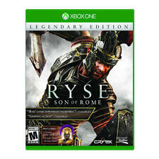 Ryse: Son of Rome -- Legendary Edition (Microsoft Xbox One, 2014) NEW