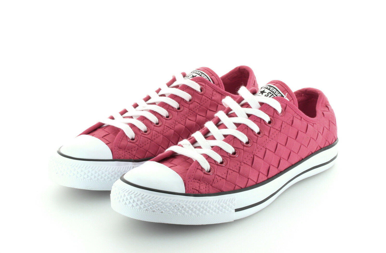 Converse Chuck Taylor AS Ox Textile Woven Red 42,5 / 43,5 US 9