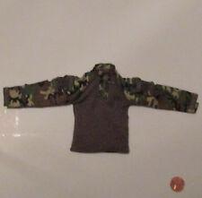 1/6 scale Soldier Story US Marine Raiders MSOT 8222 Camo BTU Uniform Shirt
