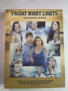 Friday-Night-Lights-Season-2-DVD-2010-4-Disc-Region-1-U-S
