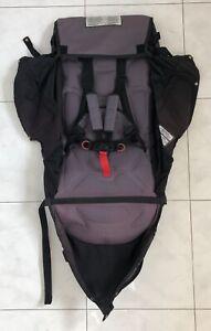BOB-Revolution-Single-Jogger-Stroller-FABRIC-SEAT-CLOTH-Gray-amp-Black-2011-15