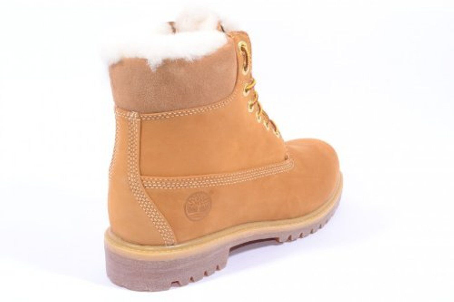 Timberland Heritage Heritage Heritage 6 IN FAUX FLEECE LINED 18027 Stiefel Nubuk Waterproof  08fdc0