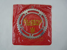 "NJS Sugino Chainring 144 Bcd 1/8"" Mighty Competition 48T Vintage Track Bicycle"
