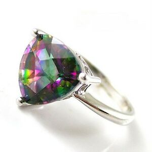 rings quartz best topaz rainbow silver on mystic and ring fire pinterest images jewelry