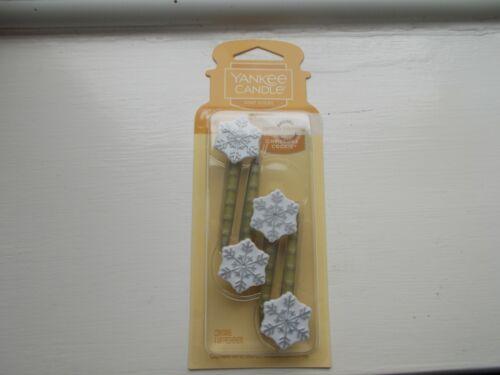 Yankee Candle Usa Rare Ltd Edition Festive Vent Sticks Christmas Cookie