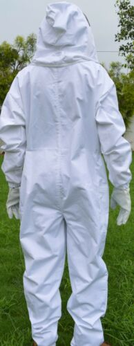 4XL Professional Bee Keeper Suit with VEIL beekeeping bee k suit with fencing