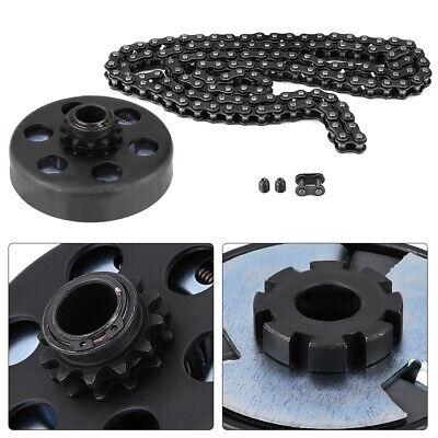 Centrifugal Clutch 3//4 Bore 12 Tooth #35 Chain Screw Sets for Go Kart Mini Bike 6.5HP