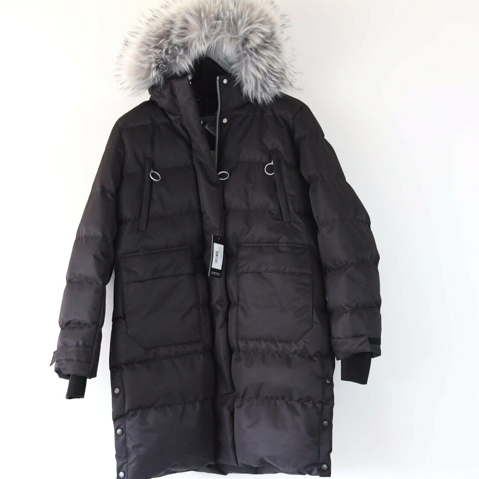 NWT Fashion Power - Black Active Coat w/Hood Women's Size XXL