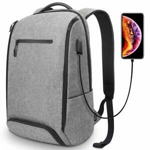 REYLEO-Laptop-Backpack-Business-Travel-Computer-Bag-with-USB-Charging-Port-Shoe