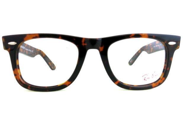9565d7fbd3219 Ray-Ban Rb5121 2012 Ease Dark Havana tortoise Wayfarer Eyeglasses for sale  online