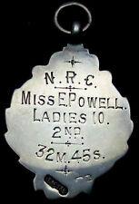 S319: década de 1930 Plata FOB: Miss e Powel, señoras 10, 2nd. - Remo?