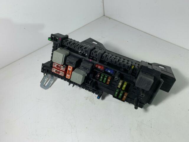 Mercedes-Benz Clase E W212 Caja De Fusibles Unidad De Control 1670660