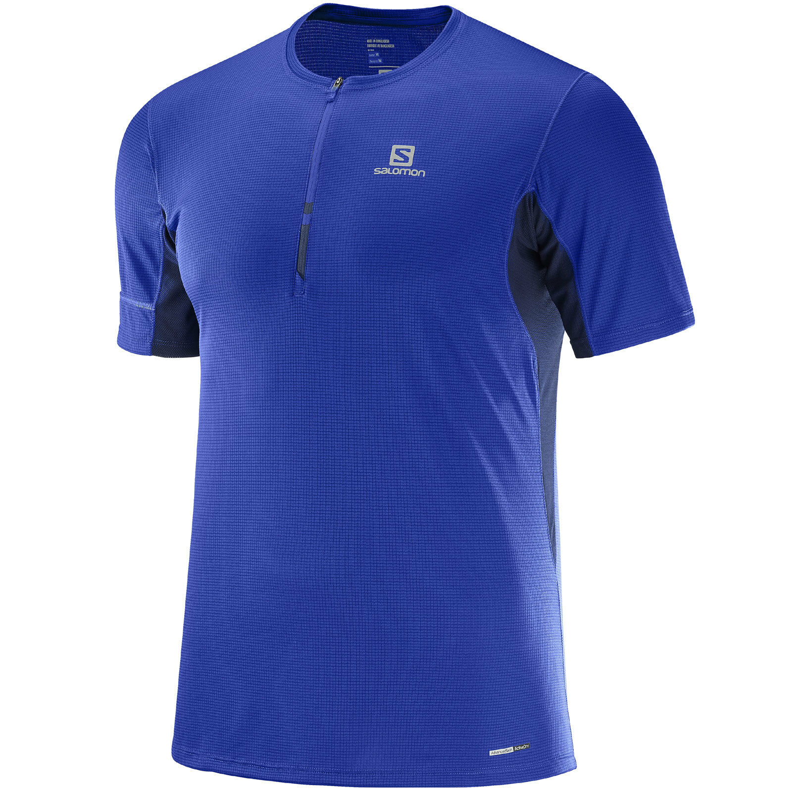 Salomon Agile short Sleeve T Shirt Men's Running Shirt Sports Functional