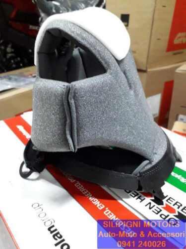 Interno Casco Cuffia Imbottitura Clima Comfort NOLAN N103 Grey  TG M