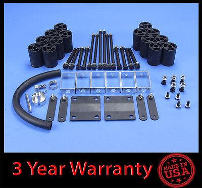 "1993-1998 Toyota T-100 T100 2WD//4WD 3/"" Full Body Lift kit Front /& Rear"
