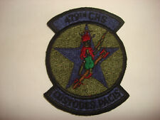 US Air Force 479th COMPONENT REPAIR SQUADRON Patch
