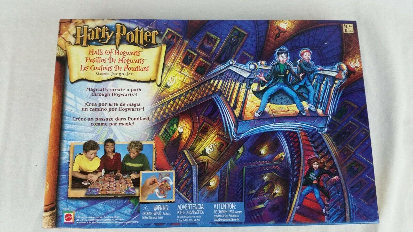 Harry Potter Halls of Hogwarts Board Game