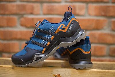 ADIDAS TERREX SWIFT R2 GTX G26553 Noir Chaussures Baskets Pour Hommes Trekking 2019 NEUF! | eBay