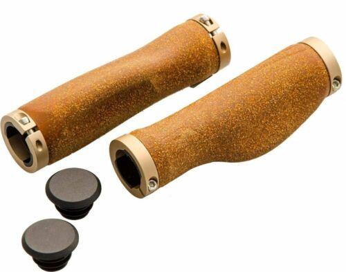Ergo-Poignées Eco-Cork 130 mm Lock système double face