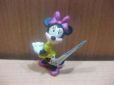Bullyland Disney,MINNIE,  Personaggio Nuovo da collezione