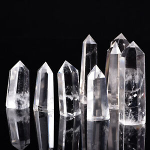 3-7cm-Natural-Clear-Quartz-Crystal-Point-Healing-Mineral-Rock-Stone-Wand-Reiki