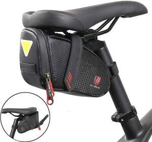 Mountain-Bike-Velo-Selle-de-velo-Sac-Sous-Siege-Rangement-Queue-Sac-Cyclisme-Arriere-Pack-Eva