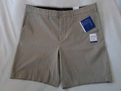 Size 42 NWT Premier Flex HEIQ Smart Temp Flat-Front Shorts Men/'s Apt 9