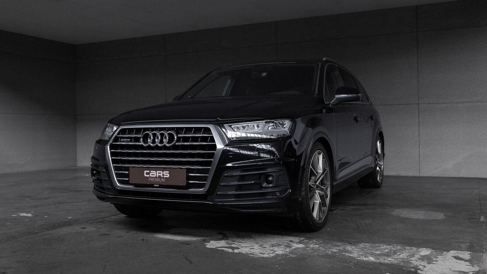 Audi Q7 3,0 TDi 272 S-line quat. Tiptr. 7p 5d - 4.450 kr.