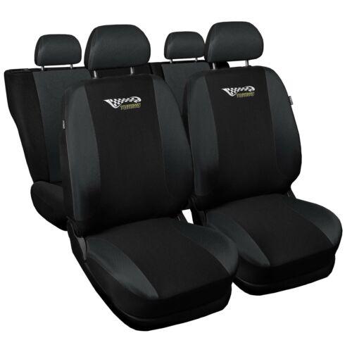 Universal auto referencias sede para nissan qashqai gris fundas para asientos funda del asiento asiento del coche