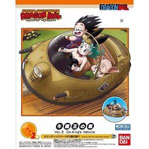 BANDAI-Dragon-Ball-Mecha-Collection-Vol-2-Ox-King-Vehicle-Plastic-Model-Kit-NEW