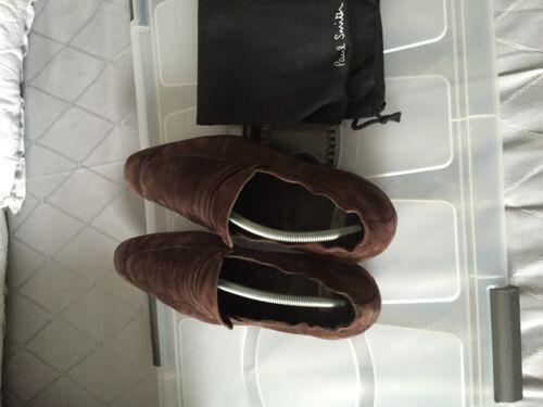 Paul Marron Taille Smith Bon État 9 Daim Chaussures 43 tsBQdCxohr