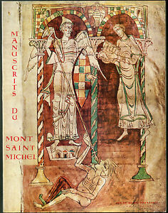 Art-de-Basse-Normandie-n-40-manuscrits-du-Mont-Saint-Michel-elumines-XI