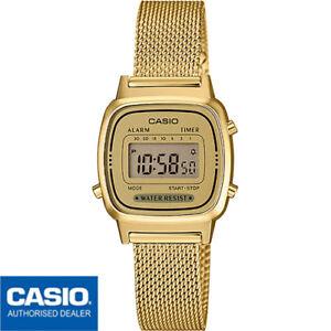 CASIO-LA670WEMY-9EF-LA670WEMY-9-ORIGINAL-ENVIO-CERTIFICADO-CORREA-MILANESA-GOLD