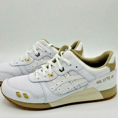 Asics Tiger Gel Lyte III Shoes White