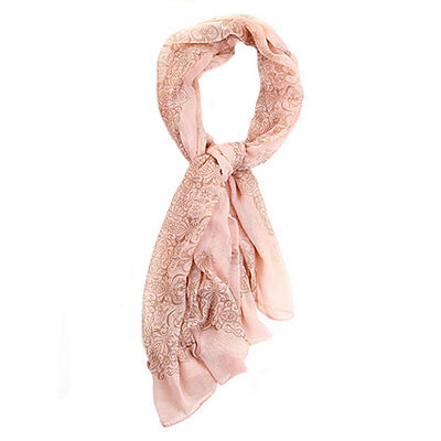 2014 New Arrivals Women Stylish Long Soft Chiffon Scarf Wrap Shawl Stole Scarves