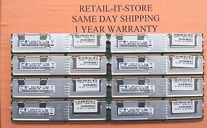 SAMSUNG 32GB(8x4GB) memory kit for Apple Mac Pro 2006 1,1 2007 2,1 1 YEAR WARRAN