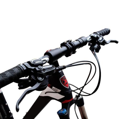 Bicycle Handlebar Folding Electric Mountain Bike Drop Bar 31.8//25.4mm 560//660mm