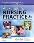 Alexander's Nursing Practice von Maggie Nicol, Margaret F. Alexander und Chris Brooker (2011, Taschenbuch)